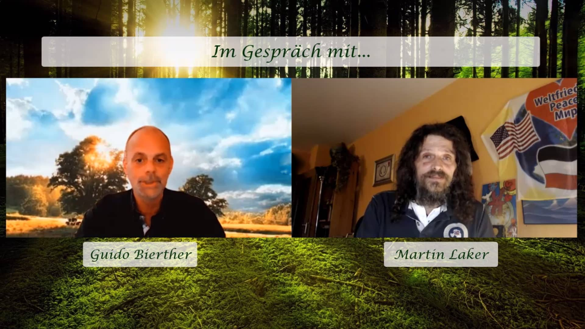 Im Gespräch mit Guido Bierther - Der Kleine Atmos WELTPREMIERE